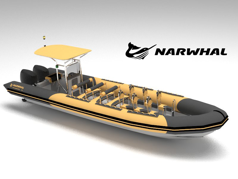 Distribution bateau Narwhal